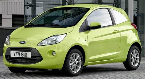 Ford Ka Urban